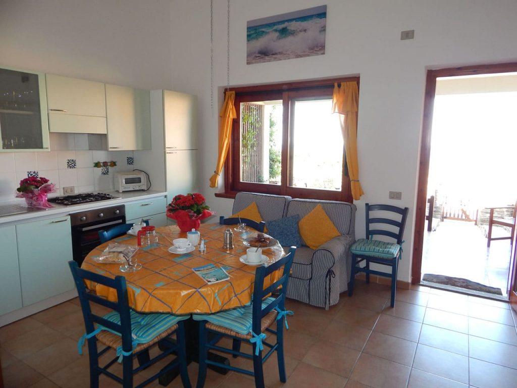 Bad and breakfast Sardinien