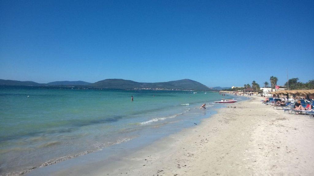 Ferienvilla Sardinien strandnah